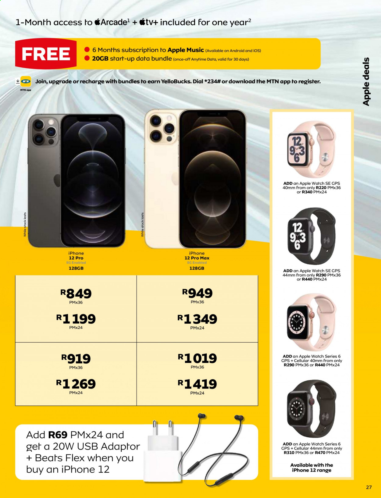 MTN catalogue  - 05.01.2021 - 05.31.2021. Page 27.