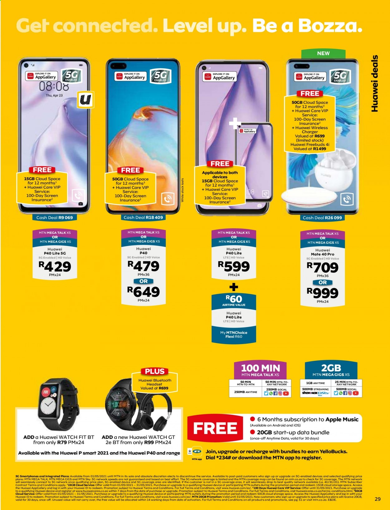 MTN catalogue  - 05.01.2021 - 05.31.2021. Page 29.