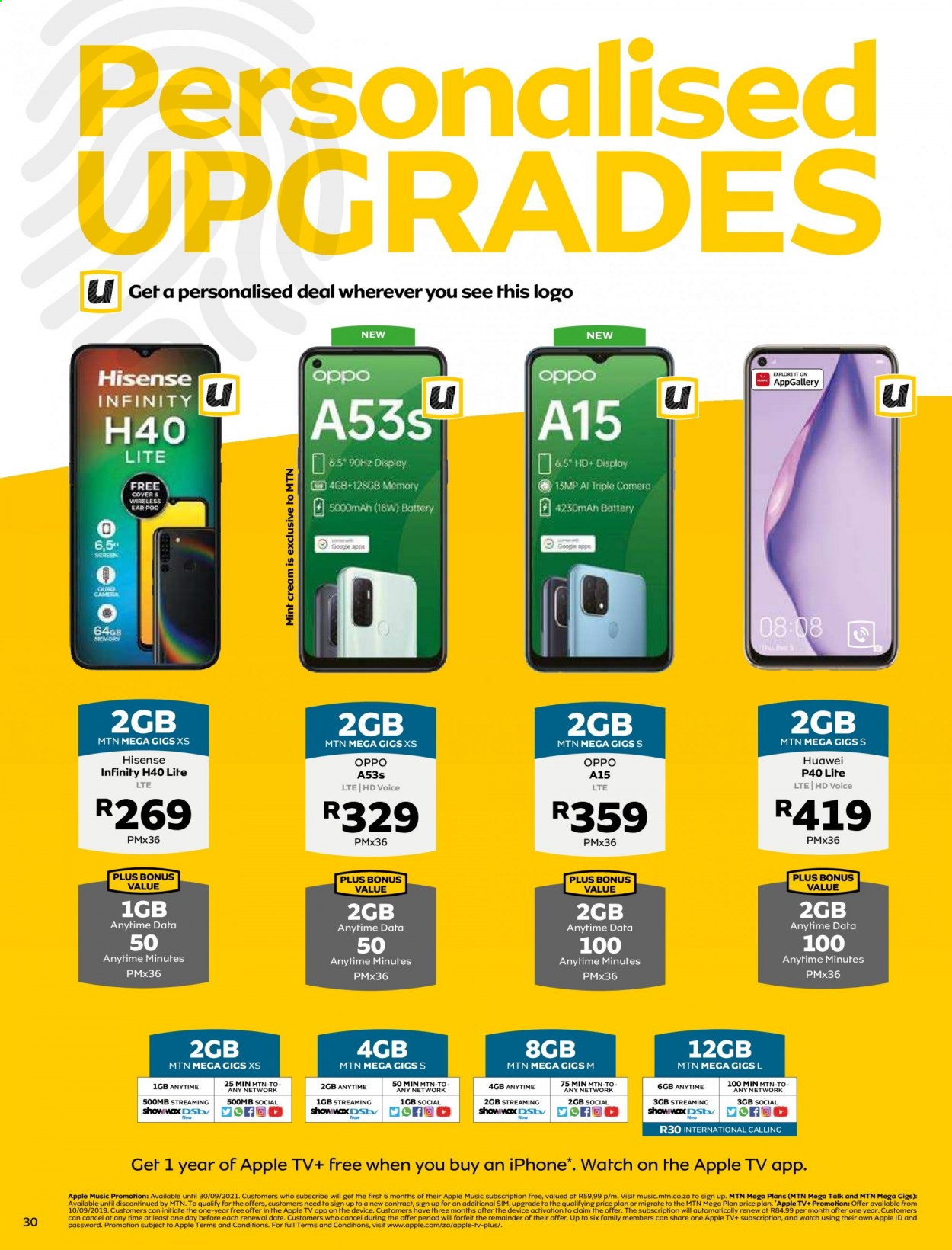 MTN catalogue  - 05.01.2021 - 05.31.2021. Page 30.