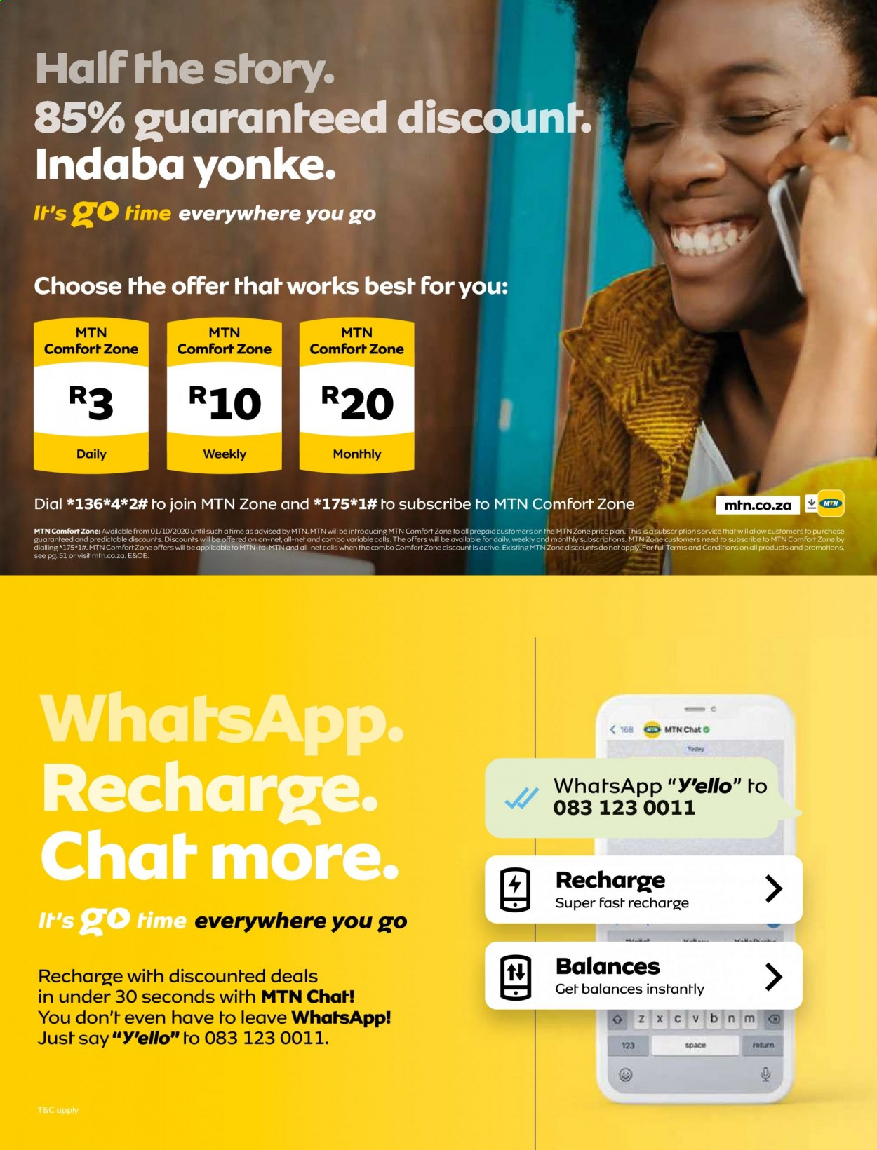MTN catalogue  - 05.01.2021 - 05.31.2021. Page 34.