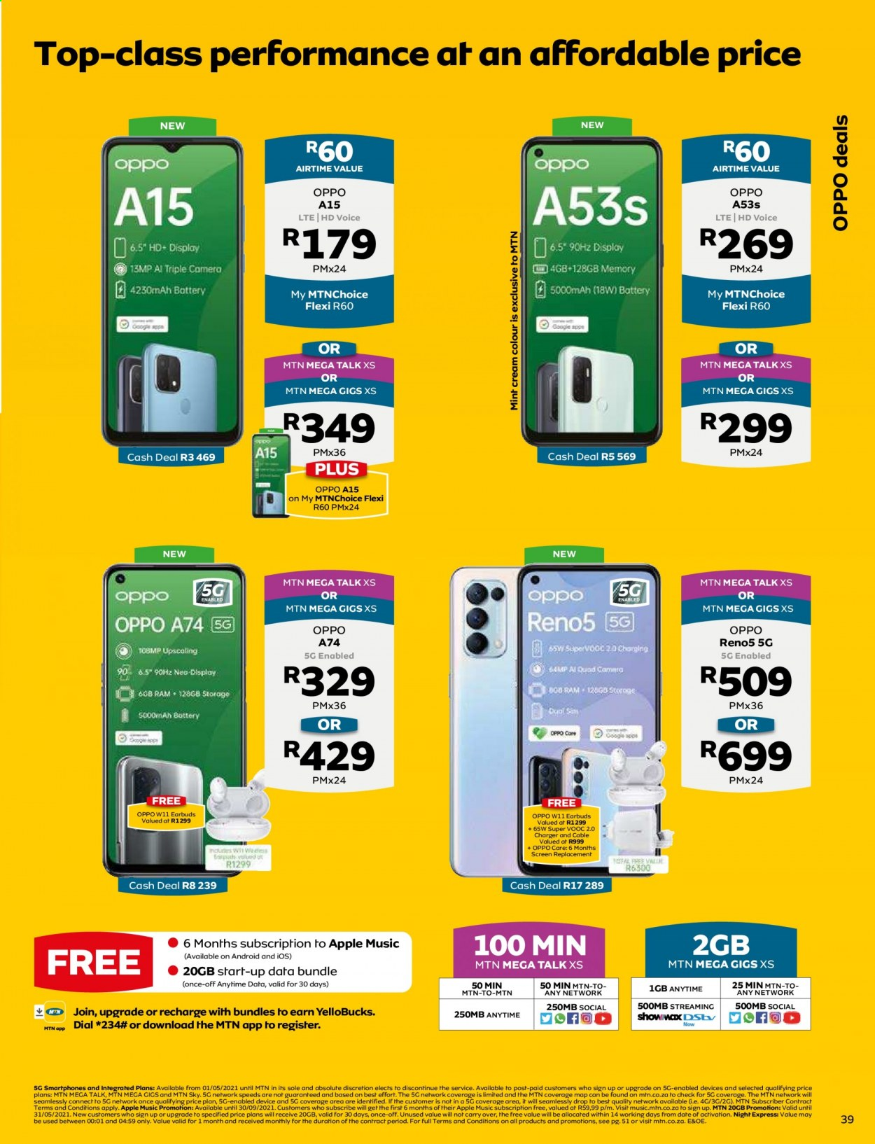 MTN catalogue  - 05.01.2021 - 05.31.2021. Page 39.