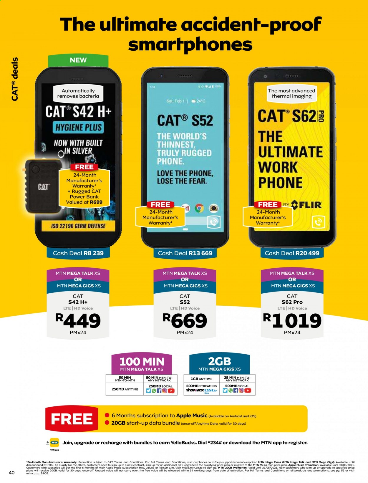 MTN catalogue  - 05.01.2021 - 05.31.2021. Page 40.