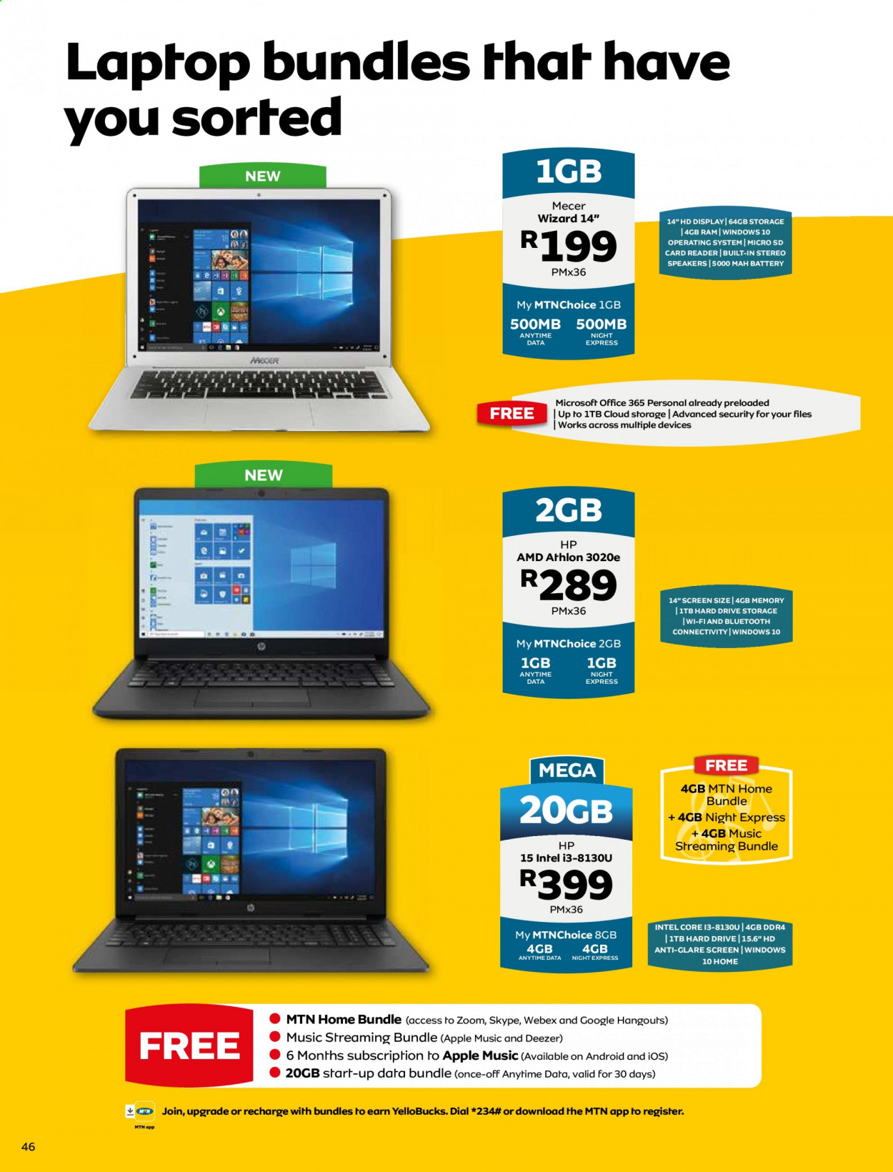 MTN catalogue  - 05.01.2021 - 05.31.2021. Page 46.