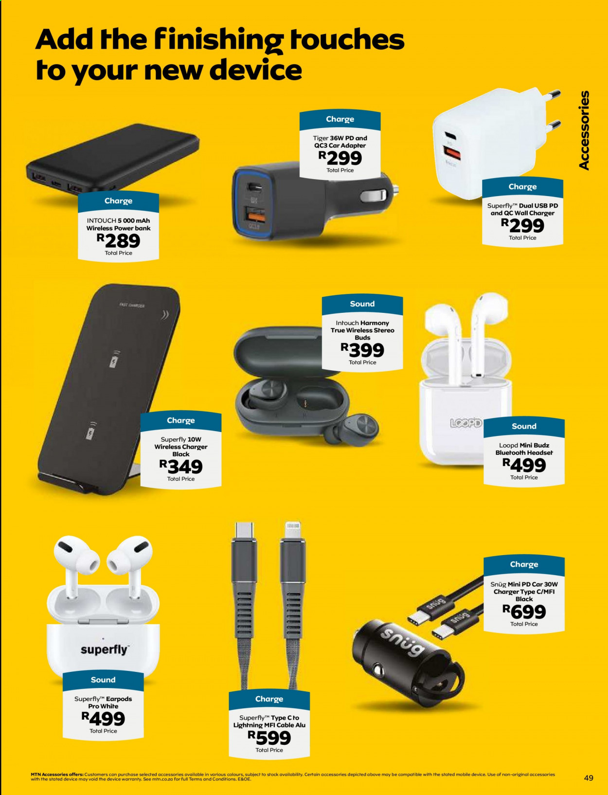 MTN catalogue  - 05.01.2021 - 05.31.2021. Page 49.