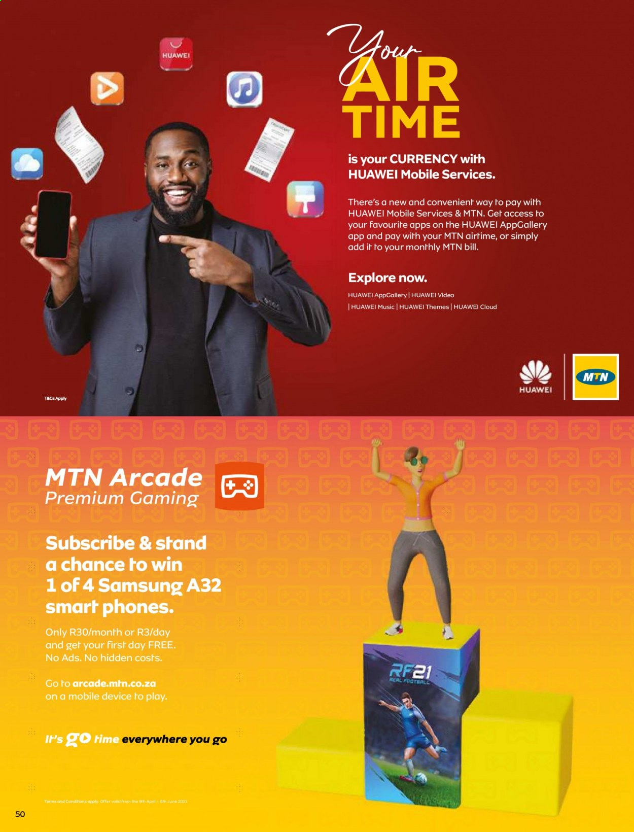 MTN catalogue  - 05.01.2021 - 05.31.2021. Page 50.