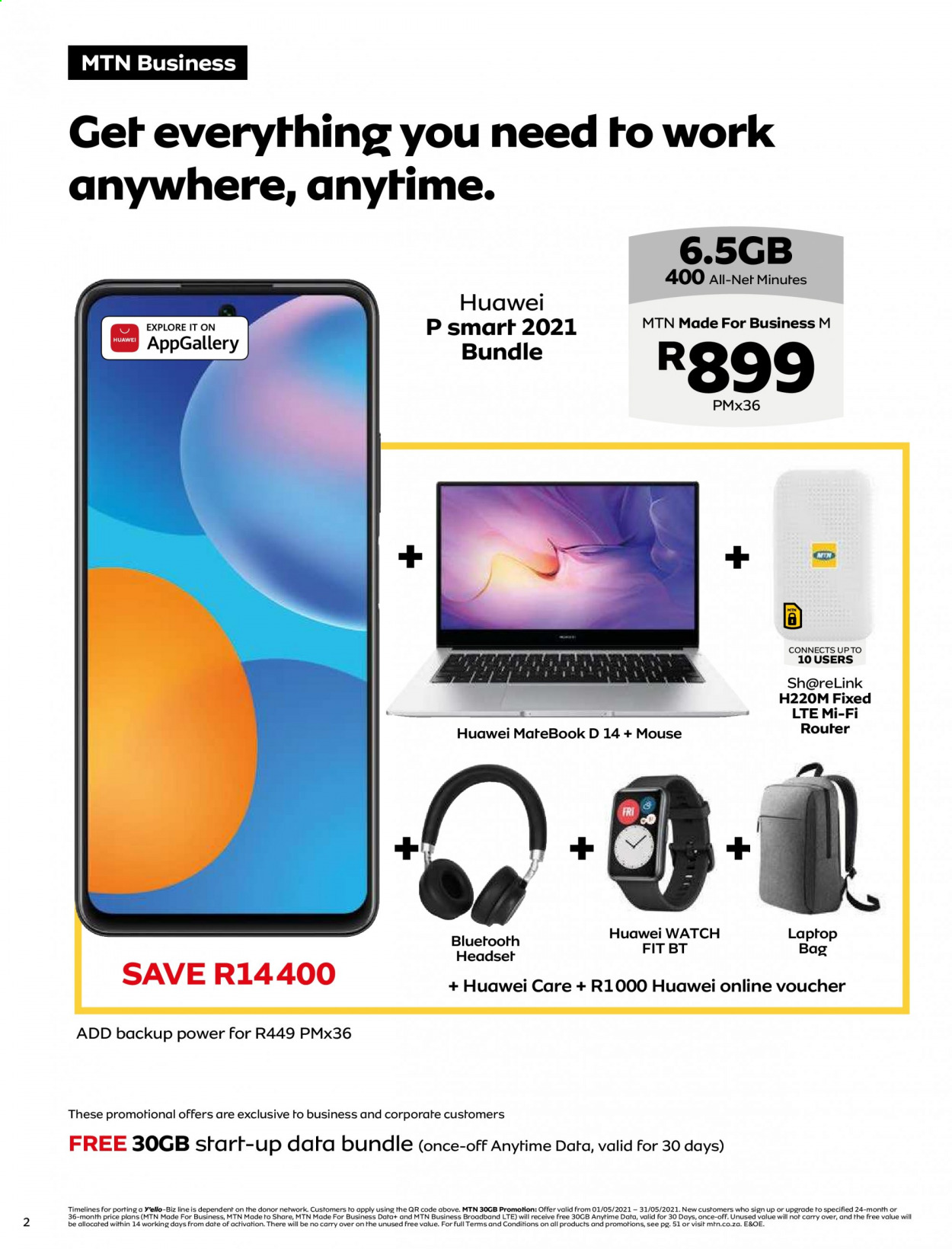 MTN catalogue  - 05.01.2021 - 05.31.2021. Page 53.