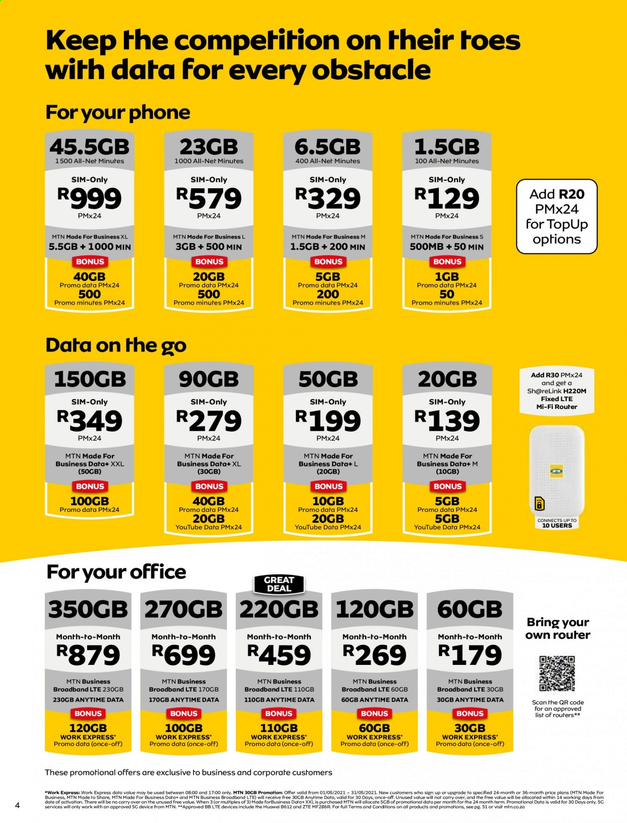 MTN catalogue  - 05.01.2021 - 05.31.2021. Page 55.