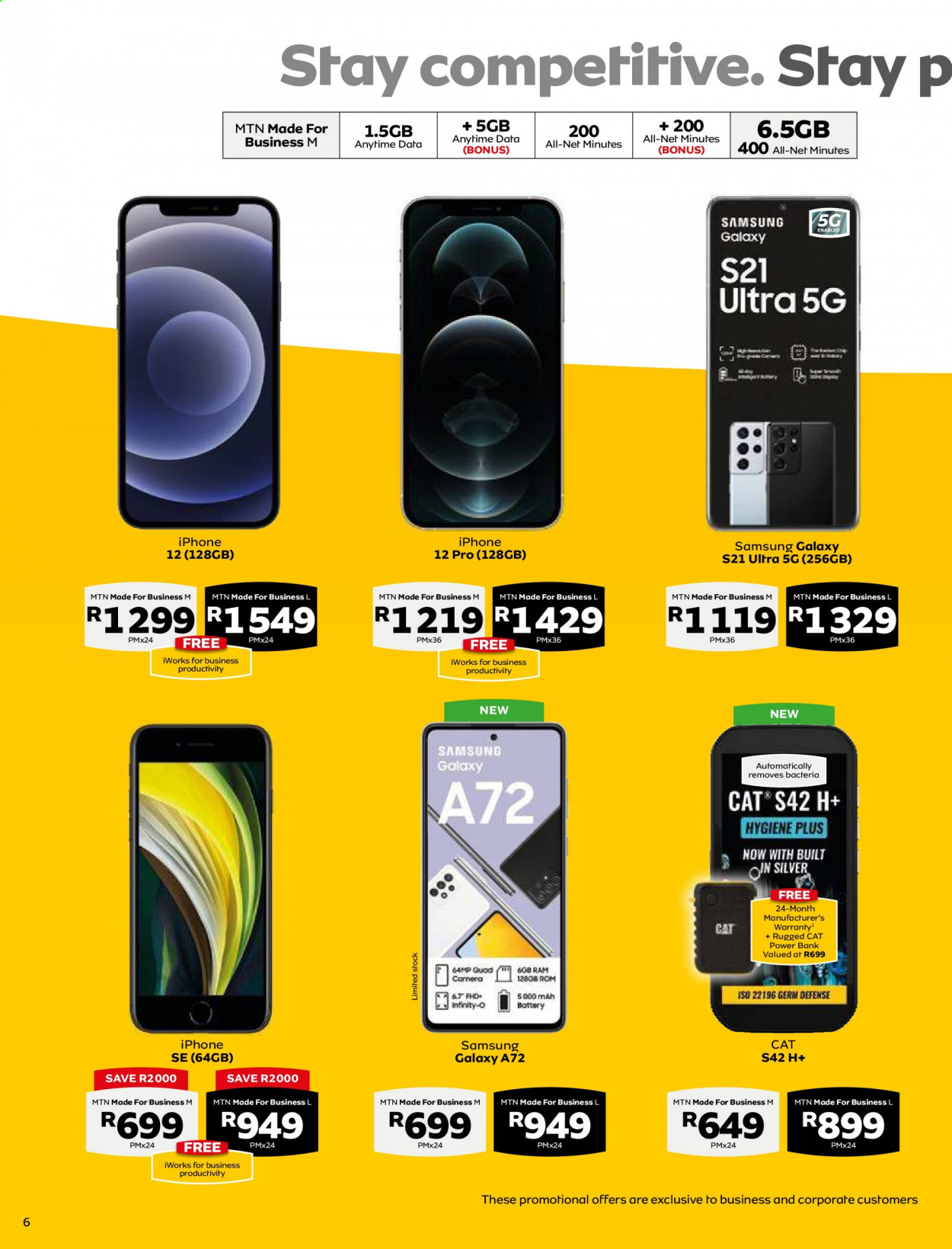 MTN catalogue  - 05.01.2021 - 05.31.2021. Page 57.