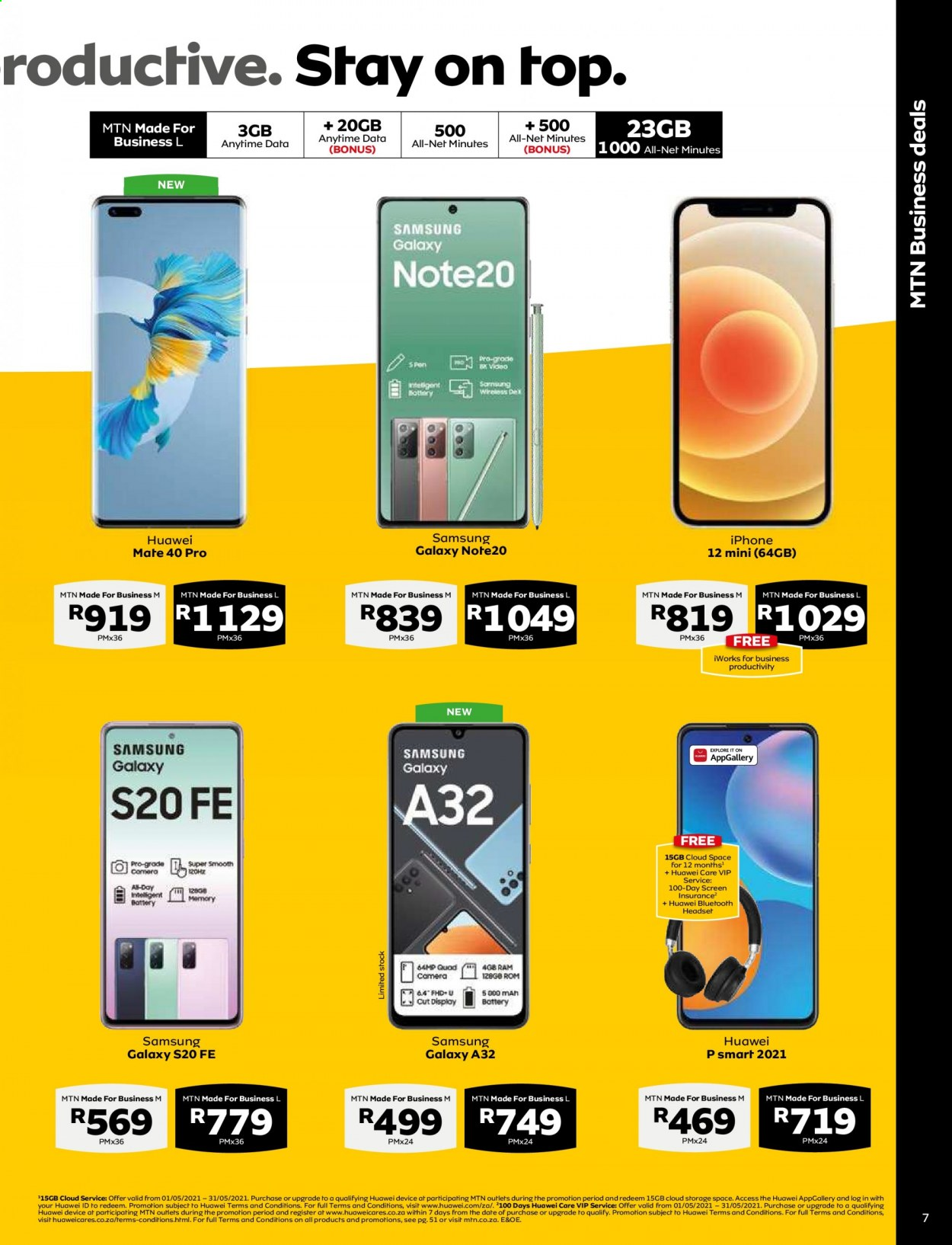 MTN catalogue  - 05.01.2021 - 05.31.2021. Page 58.