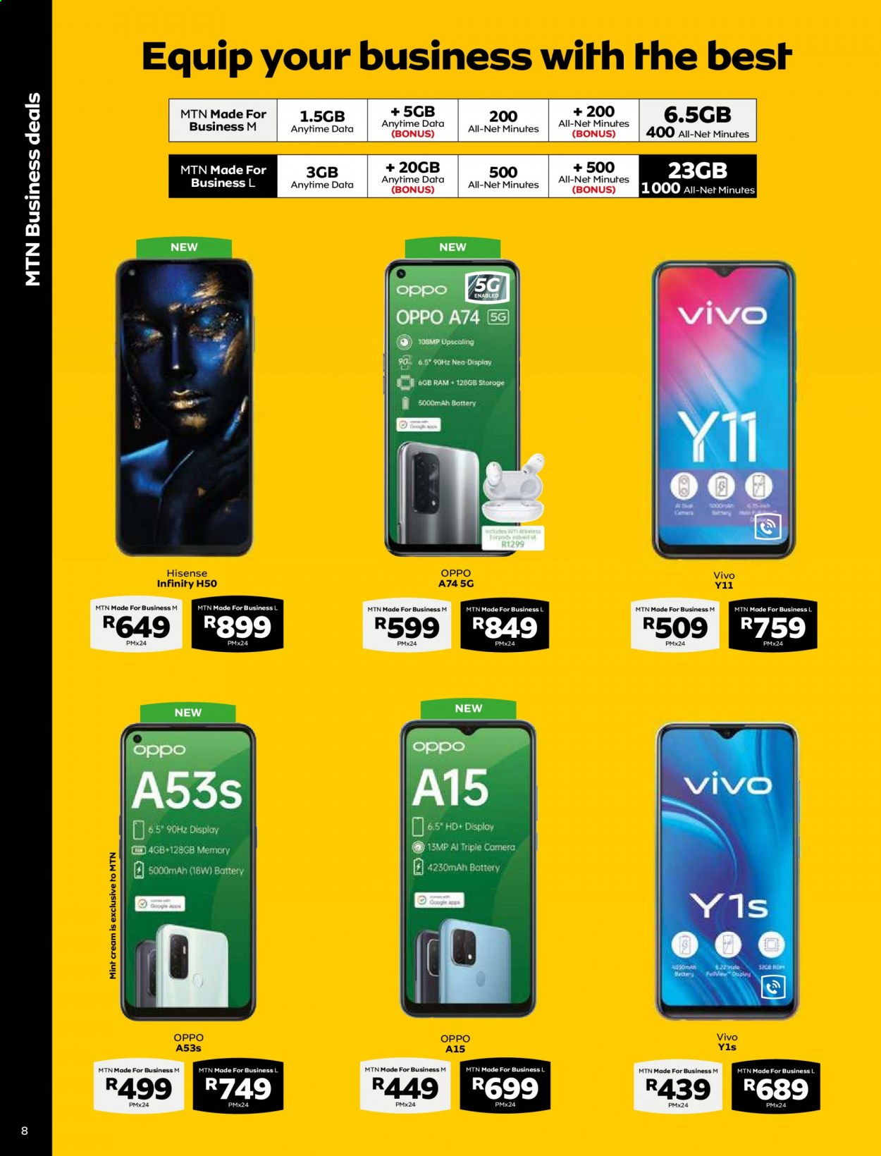 MTN catalogue  - 05.01.2021 - 05.31.2021. Page 59.