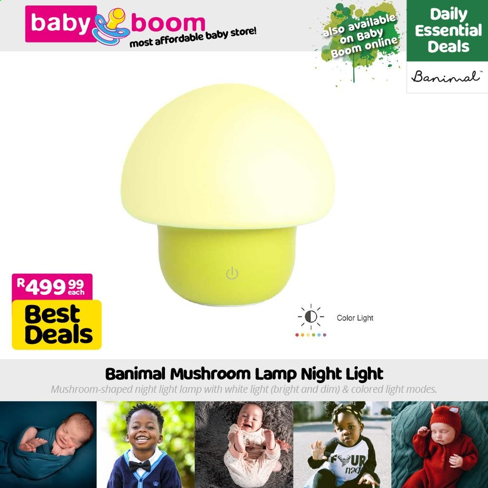 Baby Boom catalogue  - 05.04.2021 - 05.11.2021. Page 3.