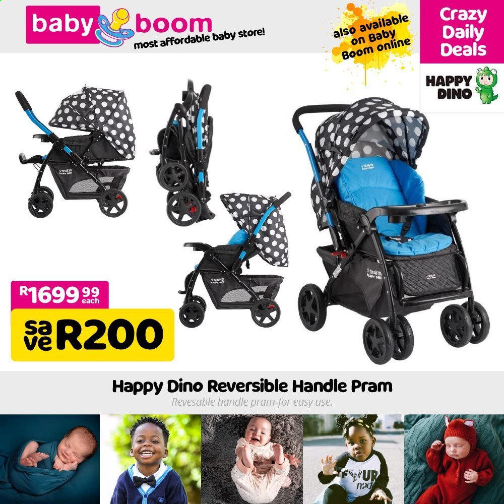 Baby Boom catalogue  - 05.04.2021 - 05.11.2021. Page 4.