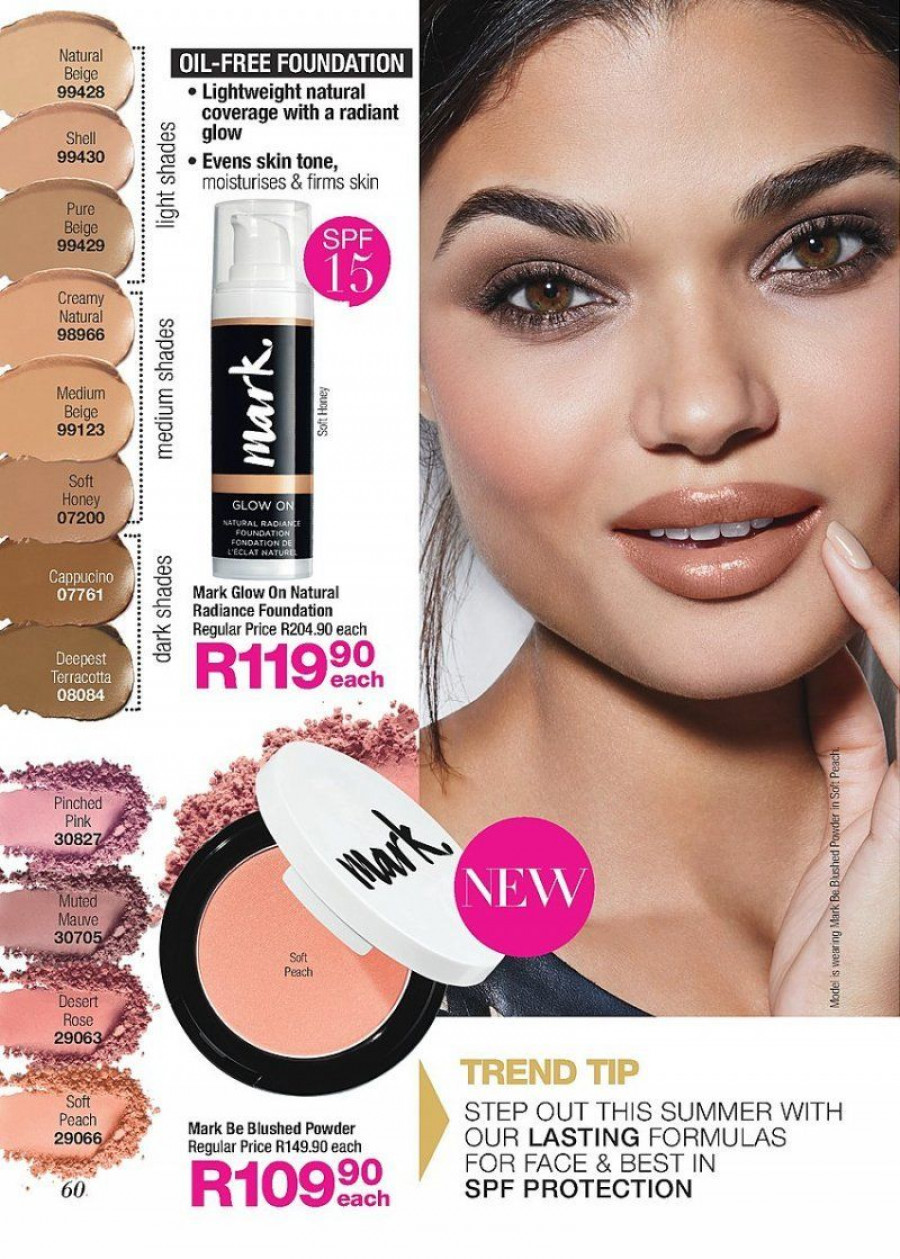 Avon catalogue  - 12.01.2017 - 12.31.2017. Page 60.