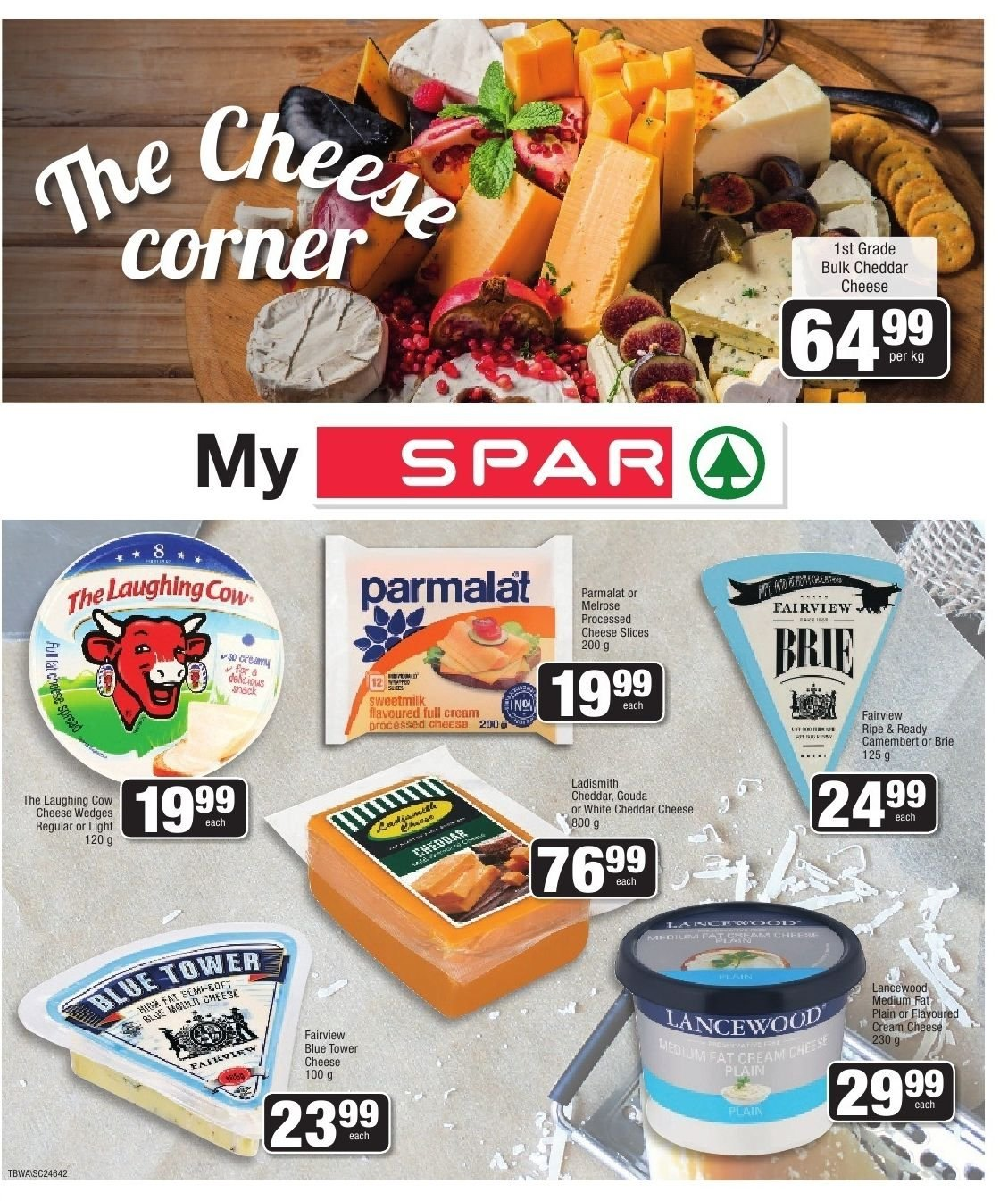 SPAR catalogue  - 10.22.2018 - 11.04.2018. Page 1.