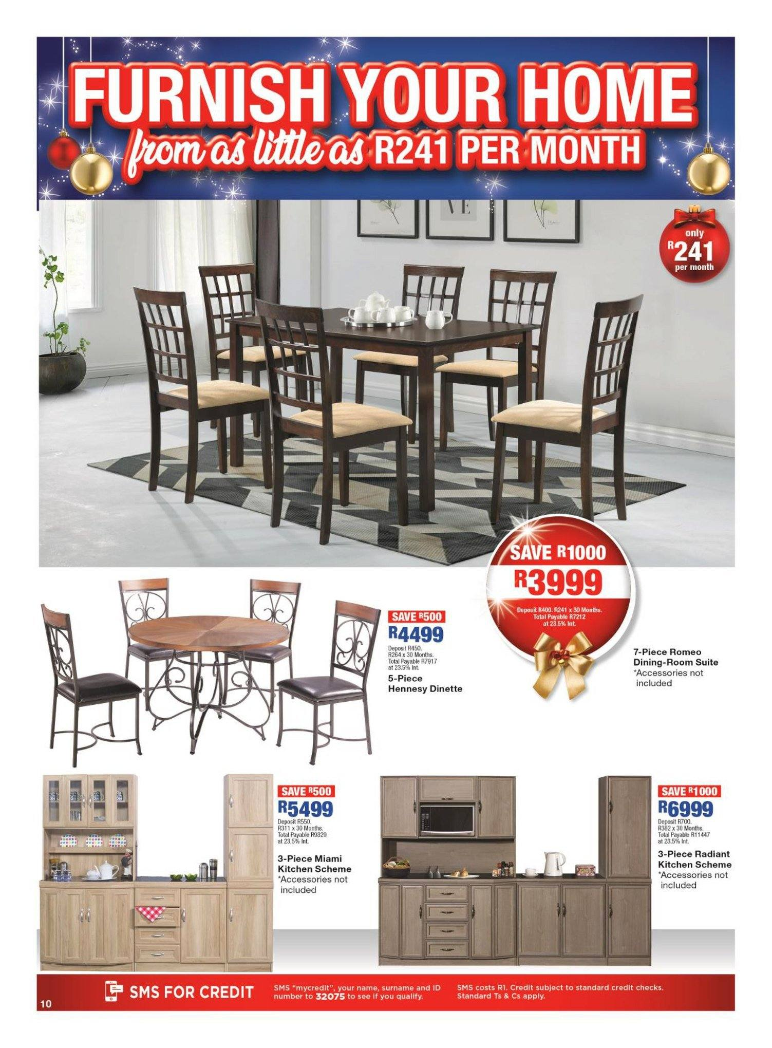OK Furniture Specials 9/9/9   9/9/9   page 9   My Catalogue