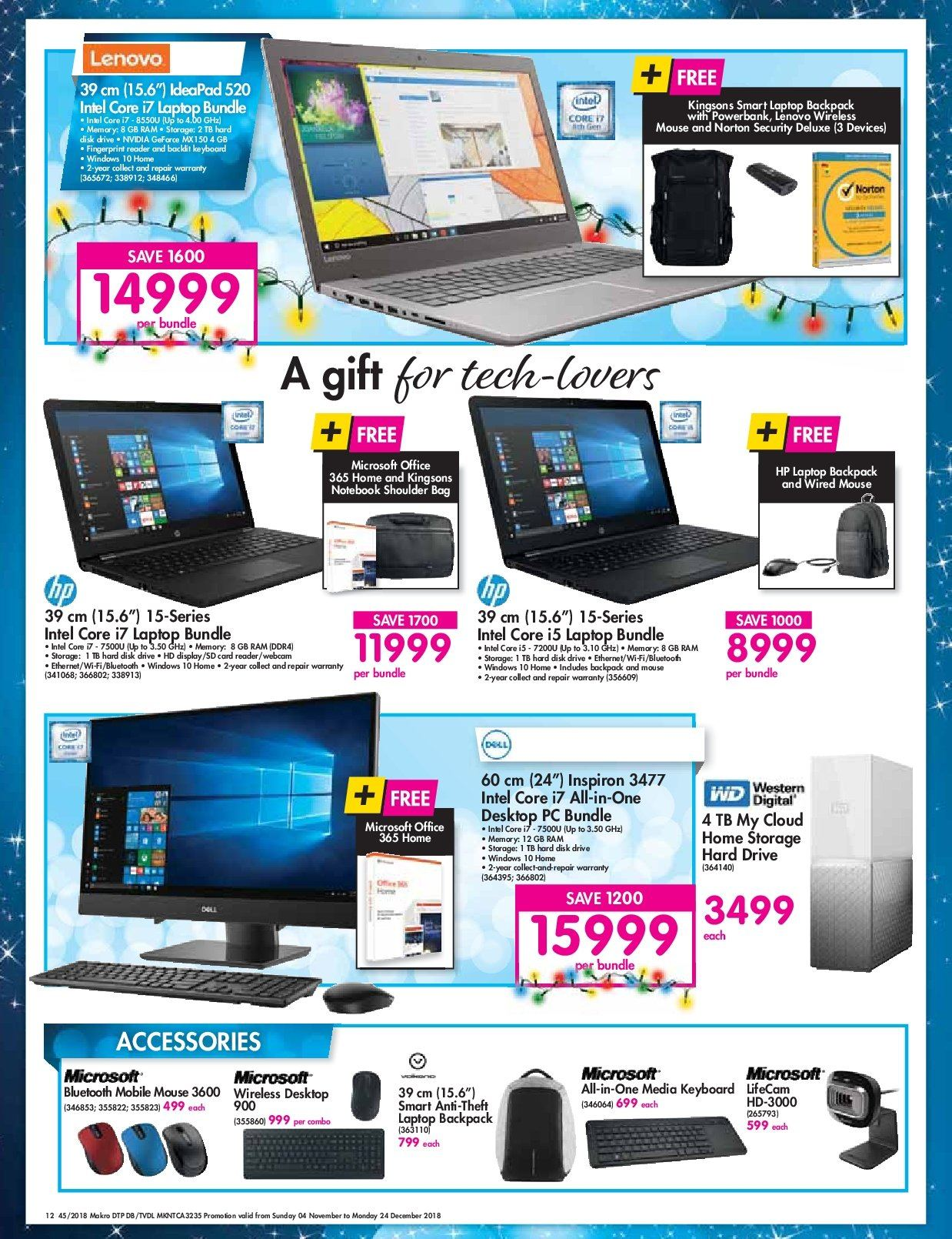 Makro Catalogue 11 04 2018 12 24 2018 Page 12 My Catalogue