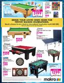 Makro catalogue  - 11.04.2018 - 12.24.2018.
