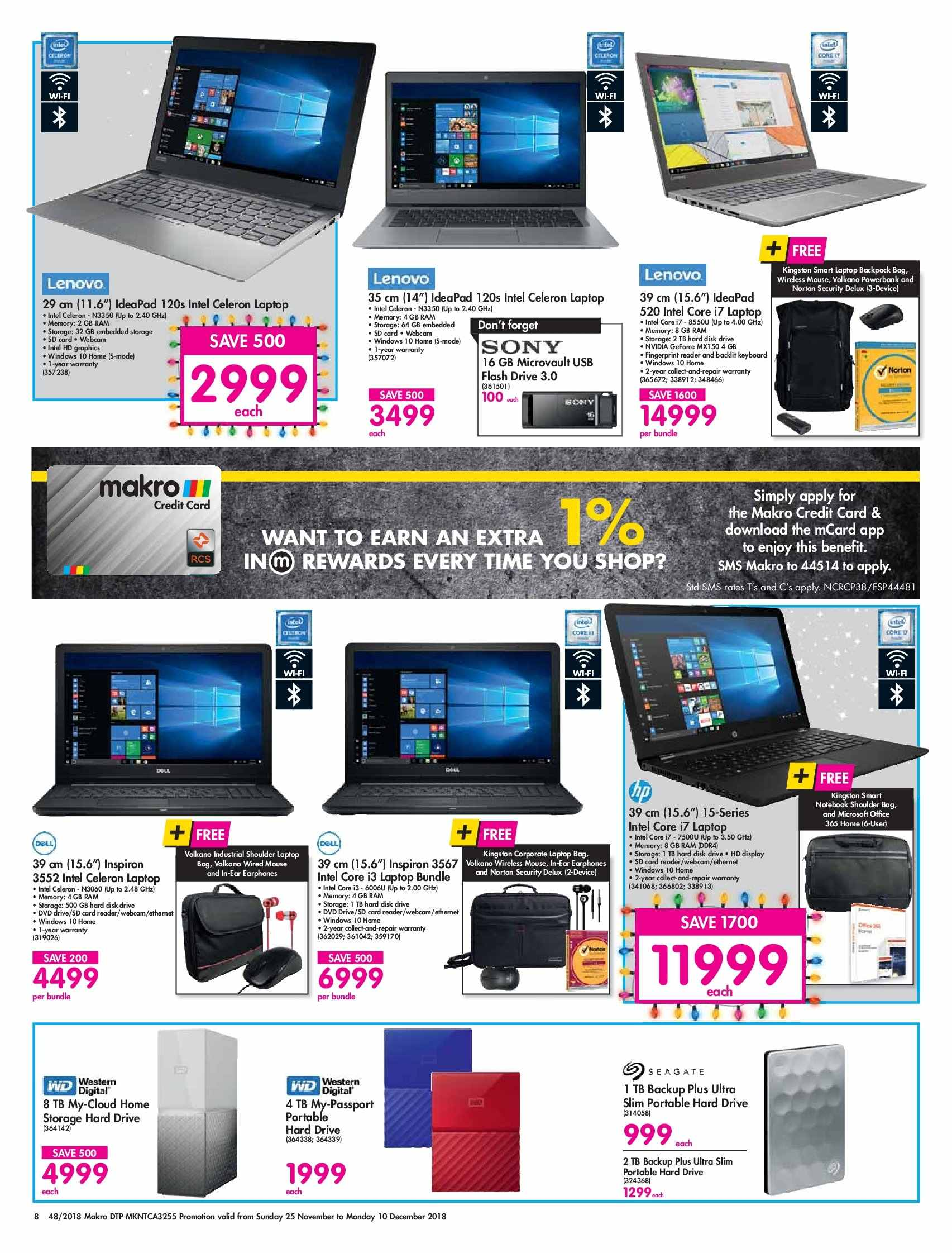 Makro Catalogue 11 25 2018 12 10 2018 Page 8 My Catalogue