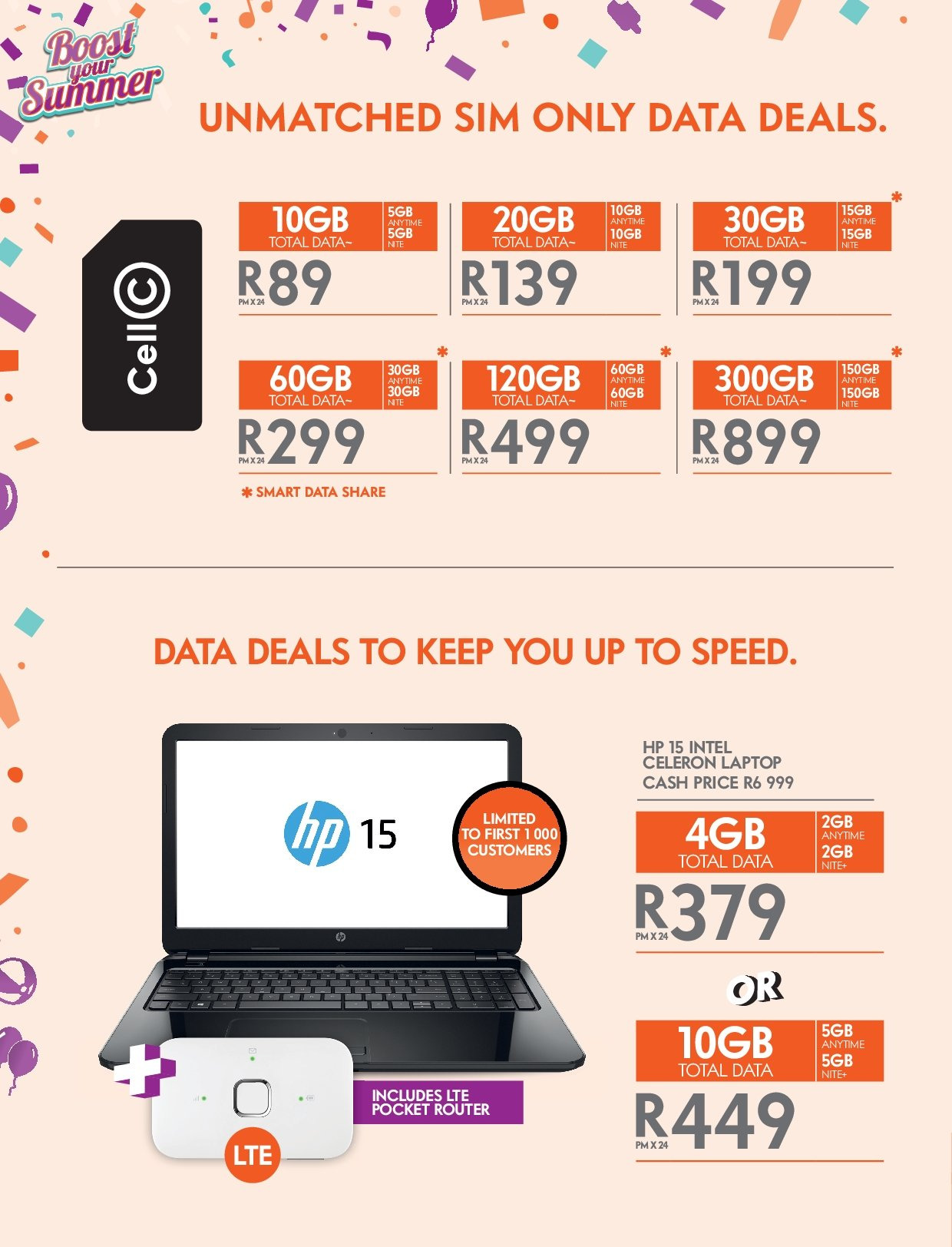 Cell C Catalogue 12 13 2018 01 31 2019 Page 14 My Catalogue