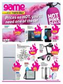 Game special - 01.16.2019 - 01.22.2019 - Sales products - android, camera, drawer, fitness tracker, freezer, led tv, fridge, solid, stainless, stick, storage, suet, top, watch, windows, hp, intel, pot, casserole.