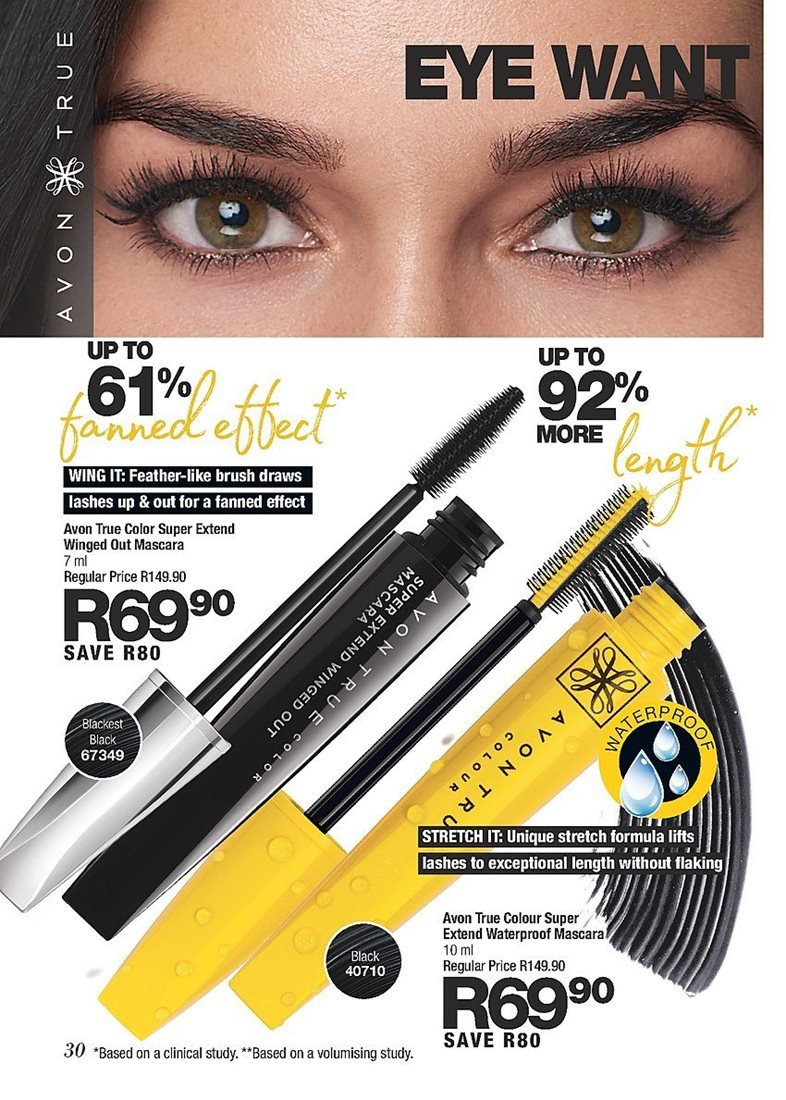 c4bbb2fcba0 Avon special - 02.01.2019 - 02.28.2019 - Sales products - brush,
