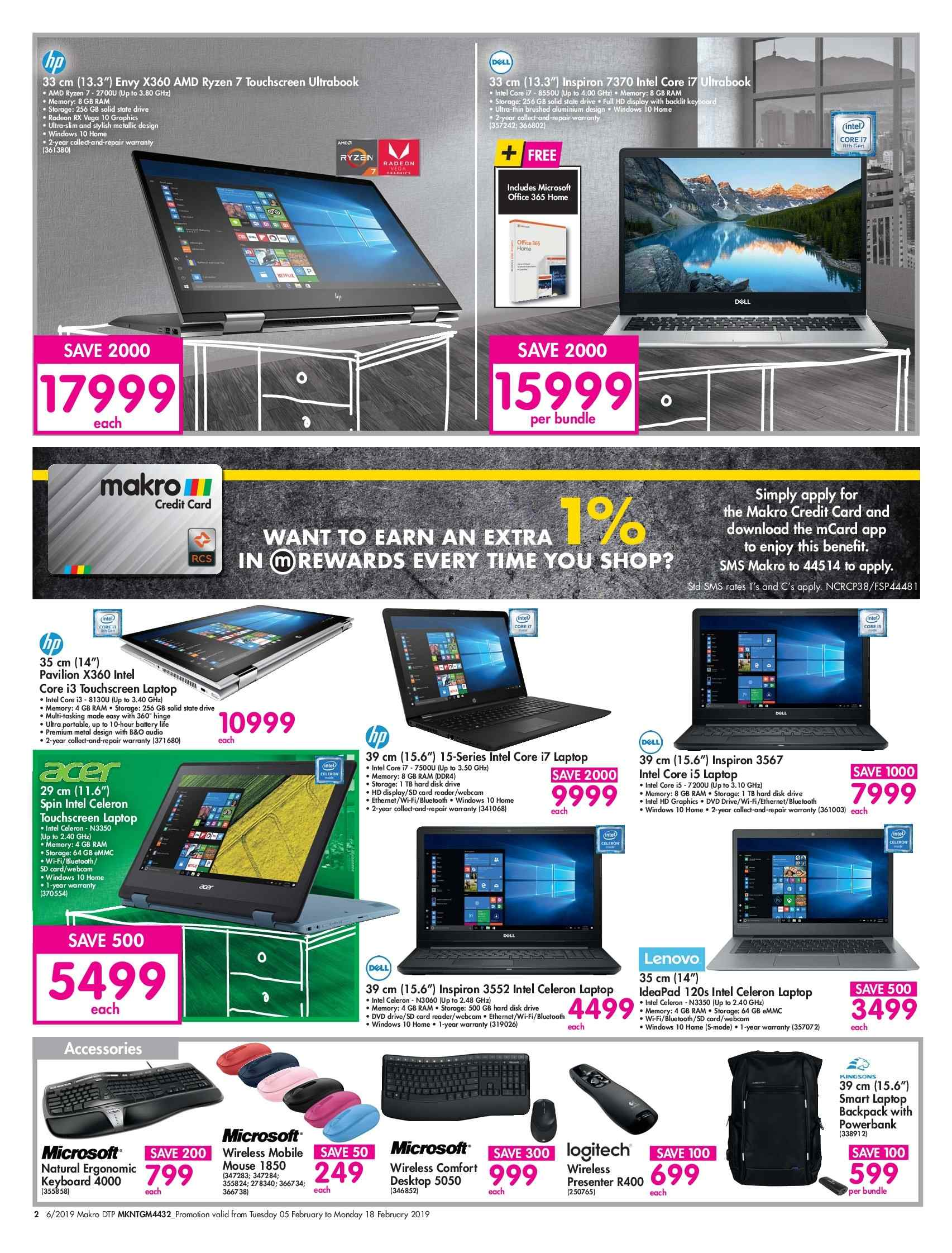 Makro Catalogue 02 05 2019 02 18 2019 Page 2 My Catalogue