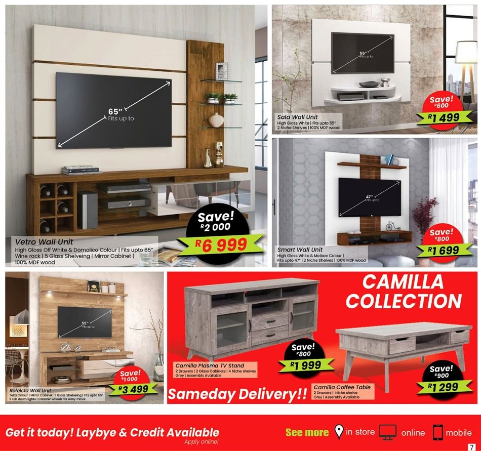 Discount Decor Catalogue 01.21.2019 - 04.27.2019