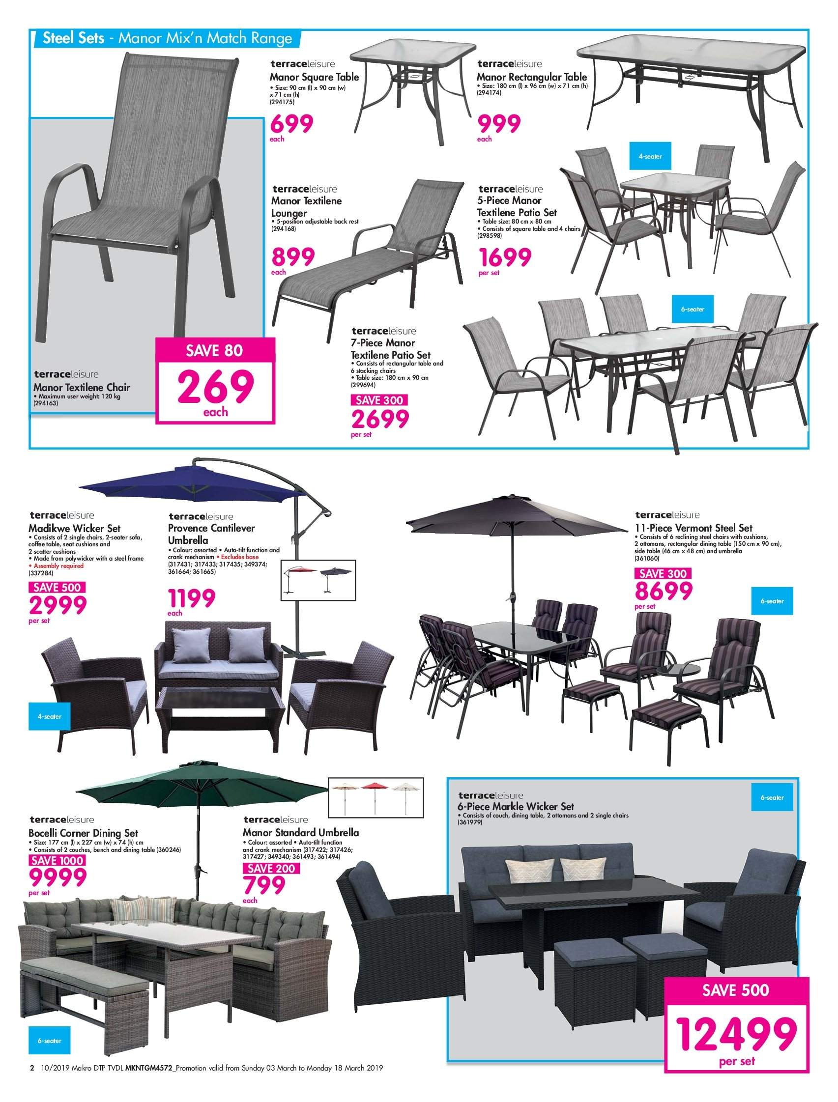Makro catalogue 10.10.10 - 10.10.10 - page 10  My Catalogue