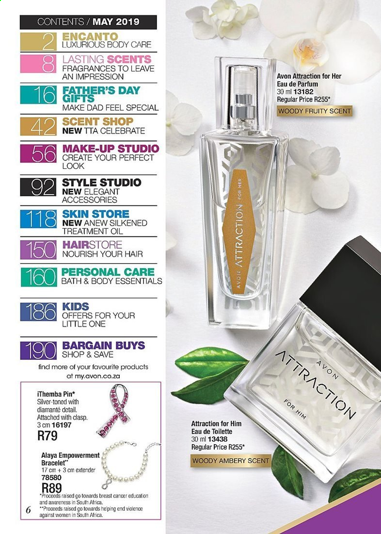 a3af7e00dcb3b7 Avon special - 05.01.2019 - 05.31.2019 - Sales products - anew,