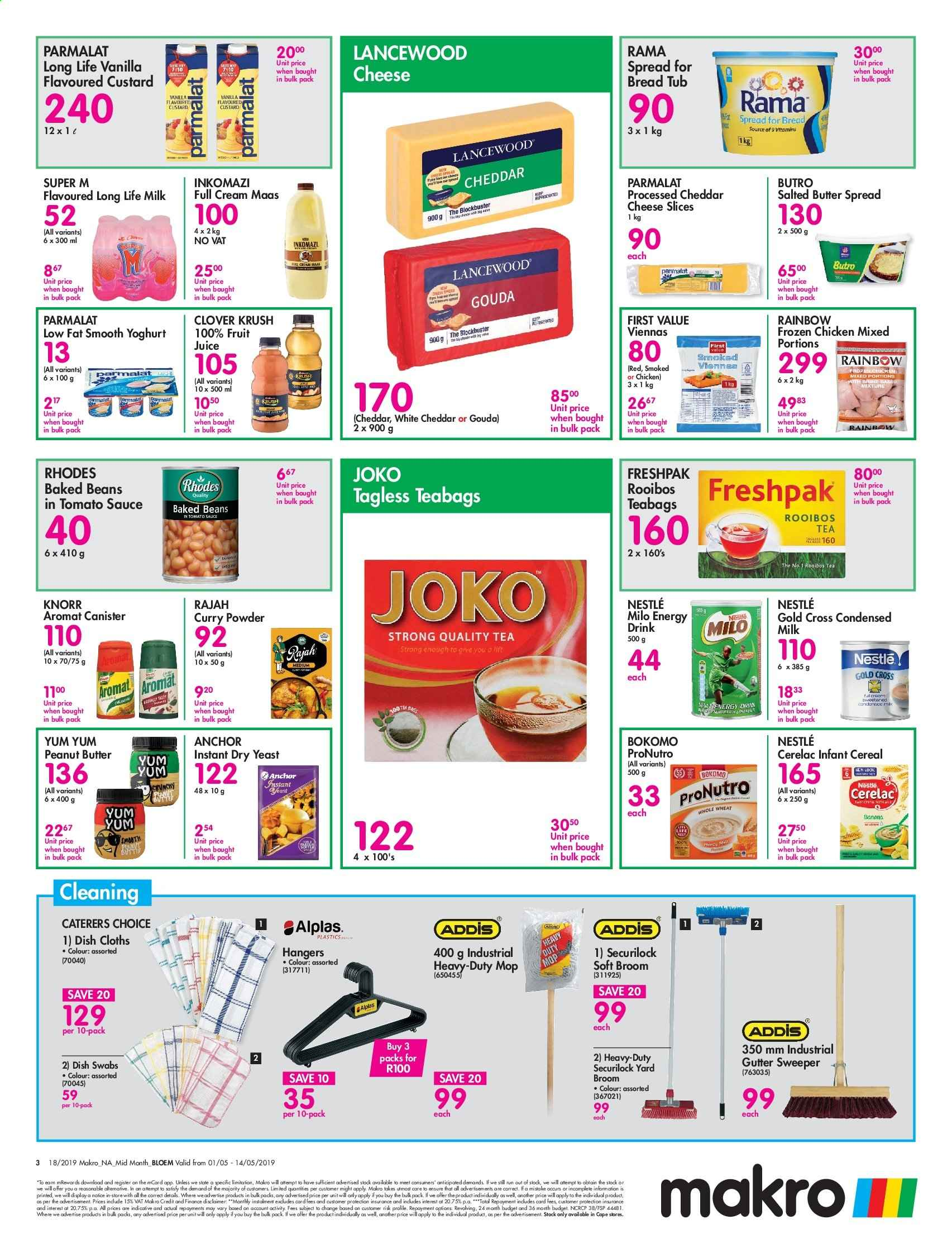 579cf6f558f8d Makro special - 05.01.2019 - 05.14.2019 - Sales products - beans,