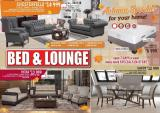 Bed & Lounge special - 05.01.2019 - 05.31.2019.