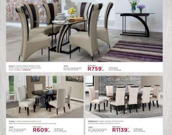 Dining Room Suite Bradlows Deals And, Dining Room Suites At Bradlows