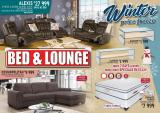 Bed & Lounge special - 06.01.2019 - 06.23.2019.