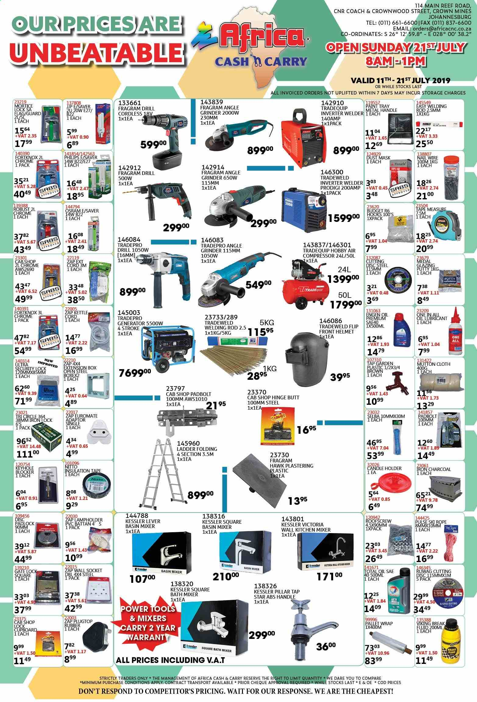Africa Cash & Carry catalogue 07 11 2019 - 07 21 2019 | My