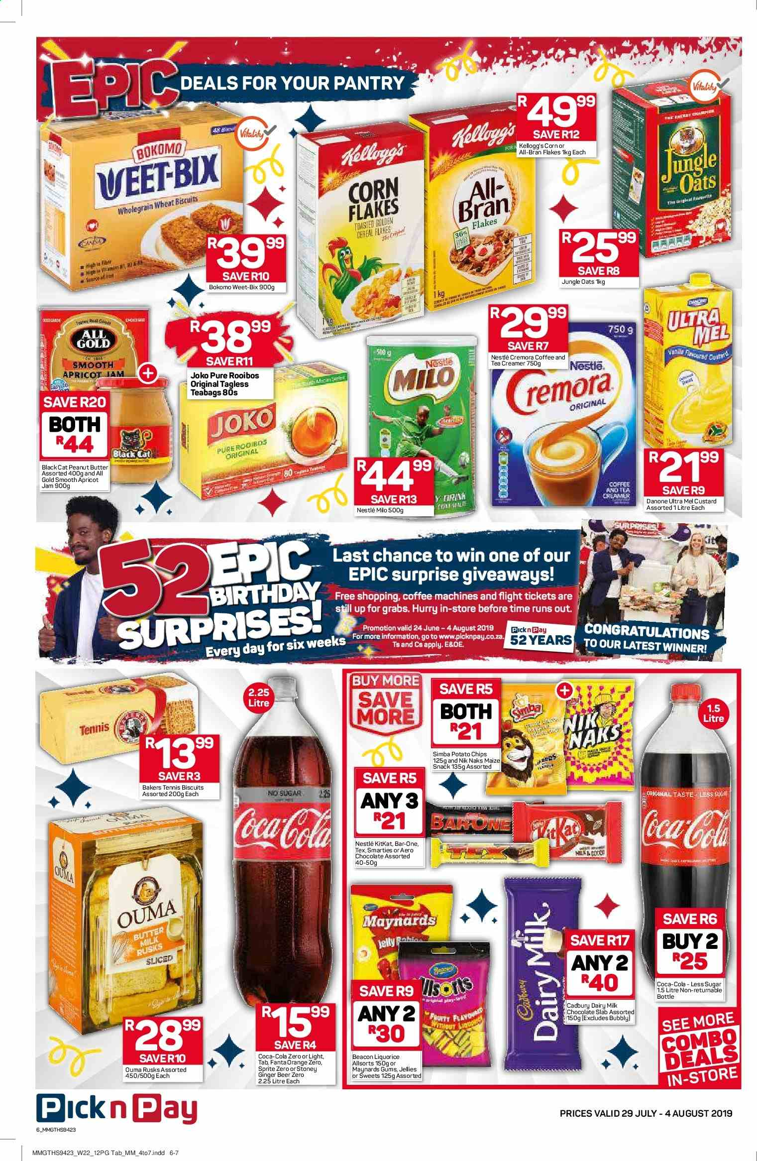 Pick n Pay catalogue 07.29.2019 - 08.04.2019 | My