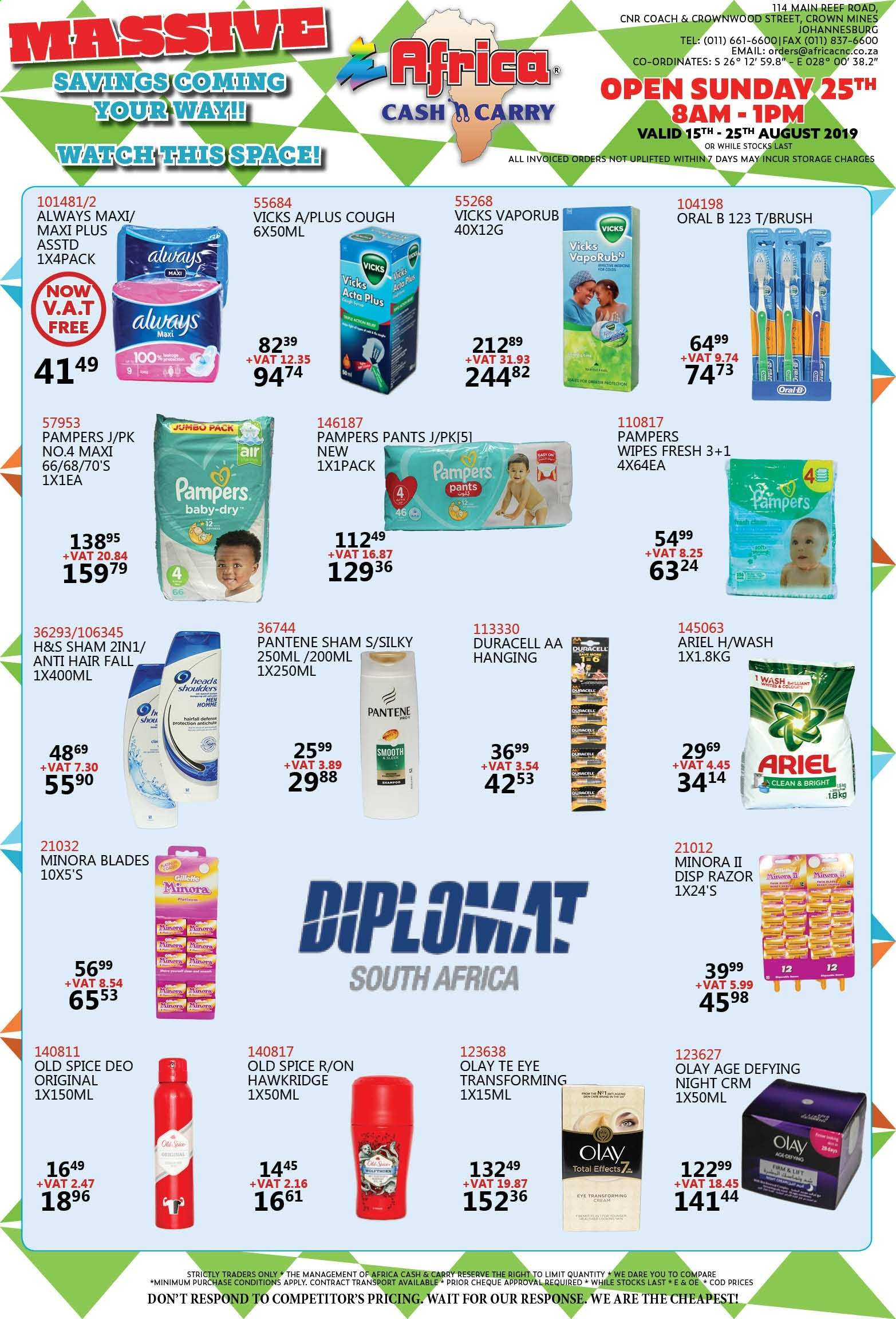 Africa Cash & Carry catalogue 08 15 2019 - 08 25 2019 | My