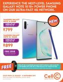 Cell C special - 08.22.2019 - 09.08.2019.