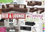 Bed & Lounge special - 09.01.2019 - 09.30.2019.