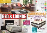 Bed & Lounge special - 10.01.2019 - 11.03.2019.