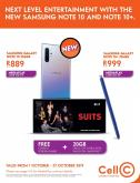 Cell C special - 10.01.2019 - 10.27.2019.