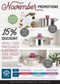 AMC Cookware special - 11.07.2019 - 12.06.2019.