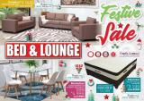Bed & Lounge special - 12.03.2019 - 12.31.2019.