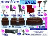 Decofurn Factory Shop special.