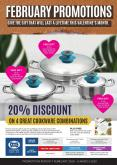 AMC Cookware special - 02.07.2020 - 03.06.2020.