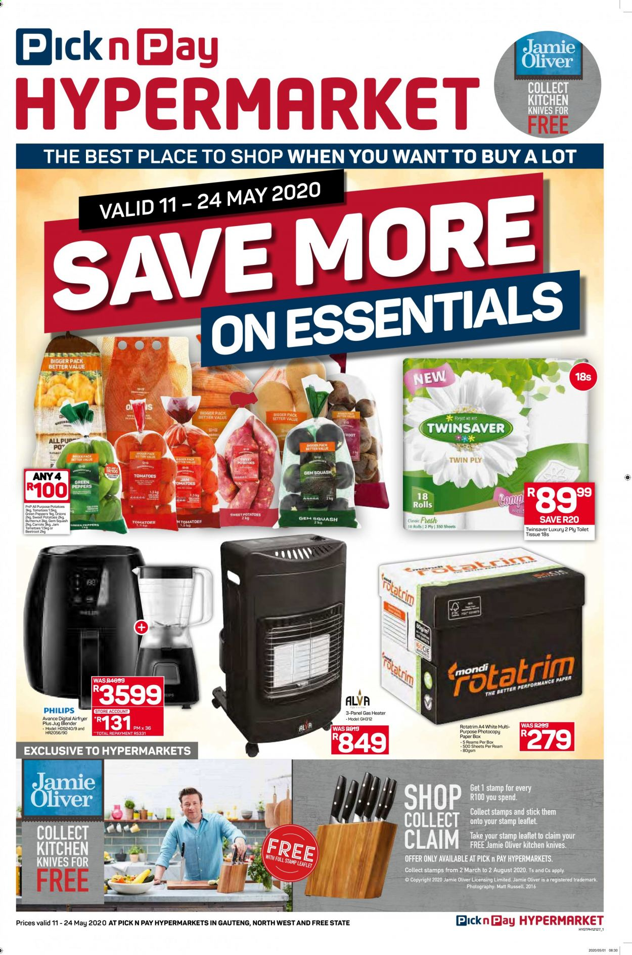 Pick n Pay catalogue  - 05.11.2020 - 05.24.2020. Page 1.