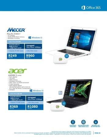Processor Telkom Deals And Prices My Catalogue
