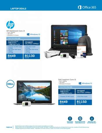 Notebook Telkom Deals And Prices My Catalogue