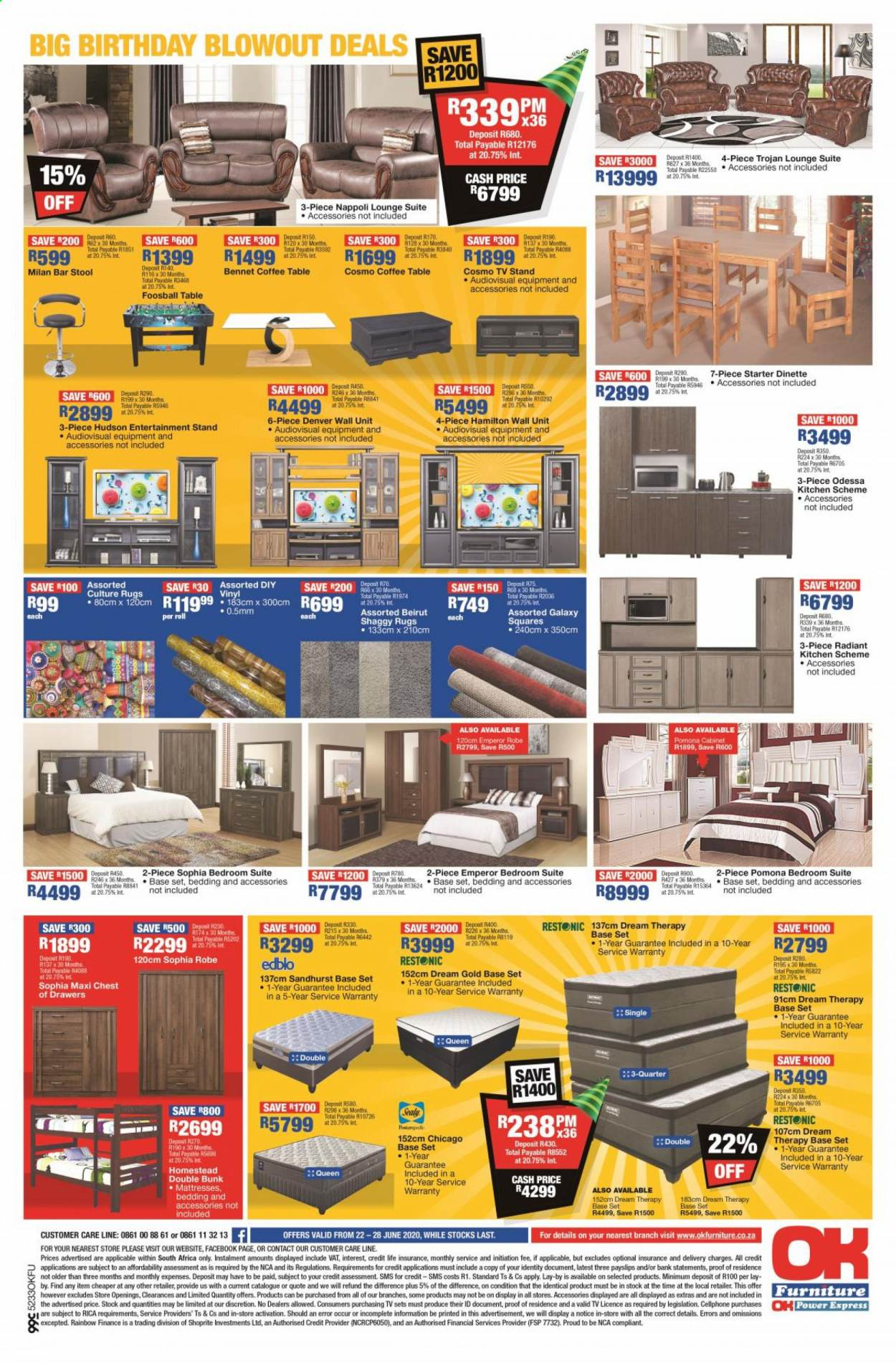 Picture of: Ok Furniture Catalogue 06 22 2020 06 28 2020 Page 4 My Catalogue