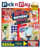Pick n Pay catalogue  - 06.29.2020 - 07.08.2020.