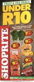 Shoprite catalogue  - 06.29.2020 - 07.05.2020.
